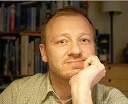 Hans Wendelboe Bøcher - holder foredrag i Skallerup