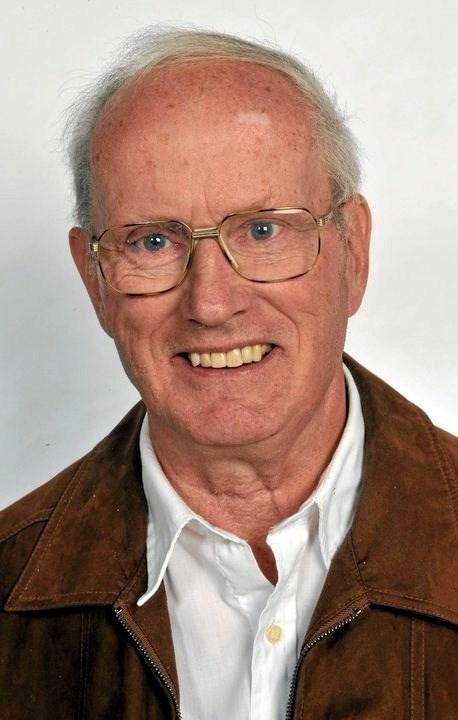 Kjeld Larsen, mangeårigt byrådsmedlem for Venstre i Hirtshals Kommune, har skrevet en hyldest til Hirtshals bys 100 års jubilæum.    Privatfoto
