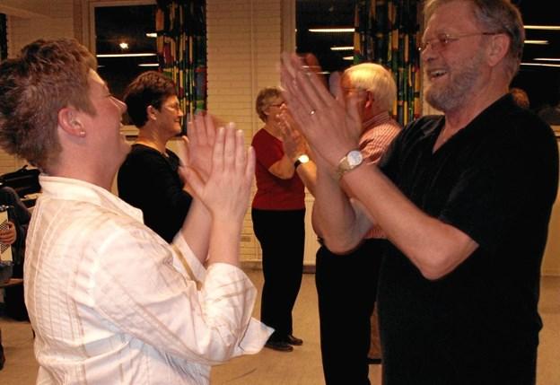Der danses for lysets komme i Sæby Kulturhus på lørdag.