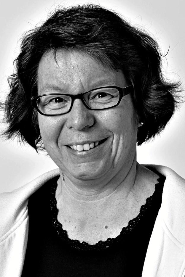 Lene Dalsgaard Nielsen. Privatfoto