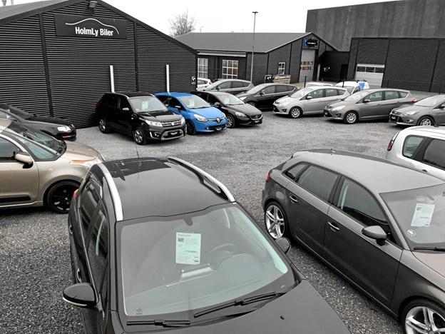 HolmLy Biler har valgt at indgå samarbejde med Teknicar med opstart fra 1. februar - en landsdækkende værkstedskæde.Privatfoto.
