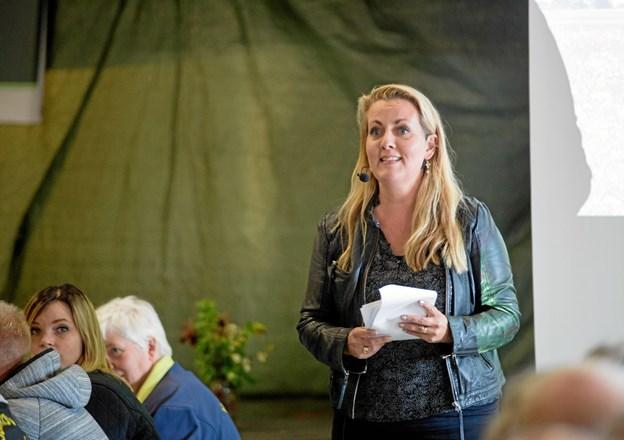 Mia Tang (K) er ny, nordjysk folketingskandidat. Privatfoto