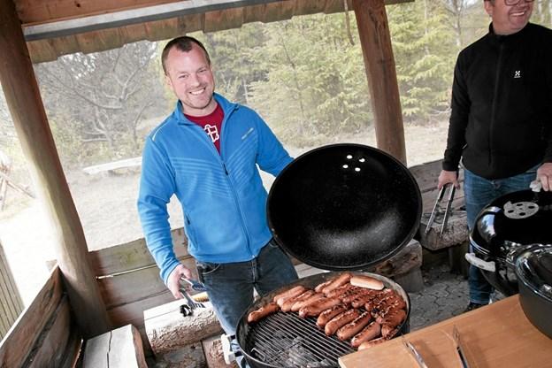 FDF spejdermarked Ålbæk Foto: Peter Jørgensen Peter Jørgensen