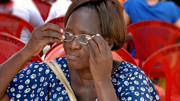 De aflagte briller kan stadig være til hjælp.Pressefoto