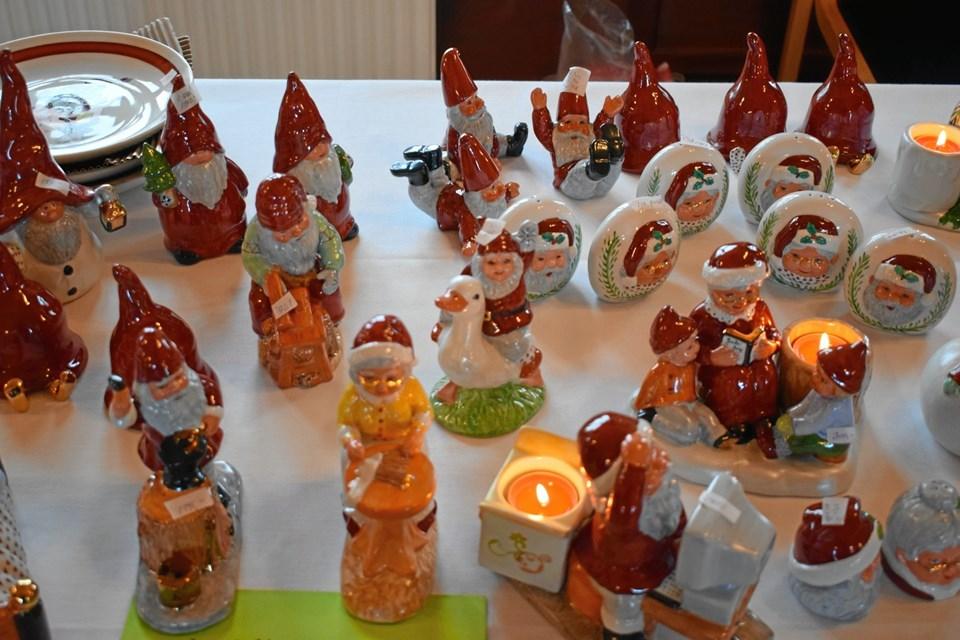 Masser af julesager.