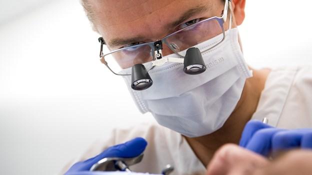 Der er veje til at lindre tandpiner - selv ind i julen