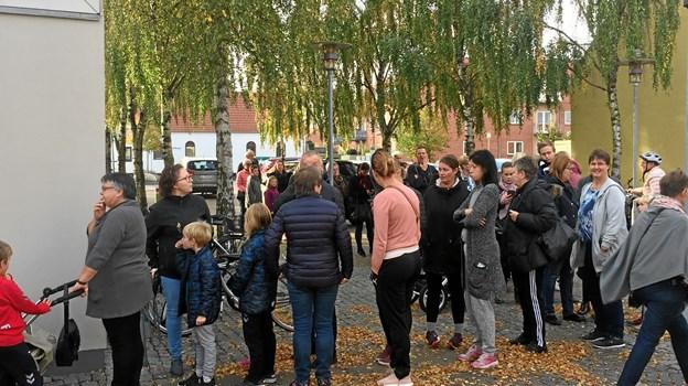 Hvor godtfolk mødes, kommer godtfolk til ... Foto: Gitte Rørbeck-Løcke.