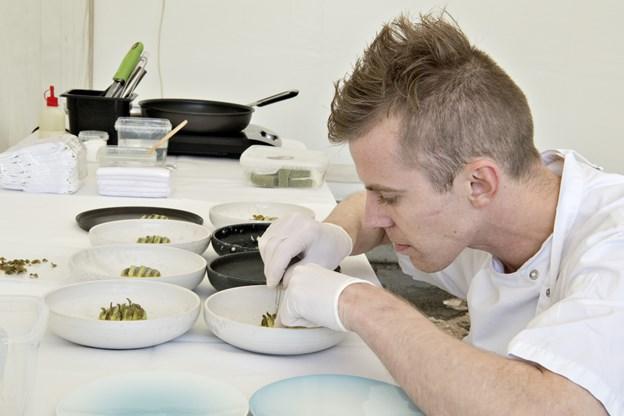 Kokkekonkurrencen Local Cooking i Hirtshals er sikret de næste tre år efter en stor fonds-donation.  Arkivfoto: Henrik Louis