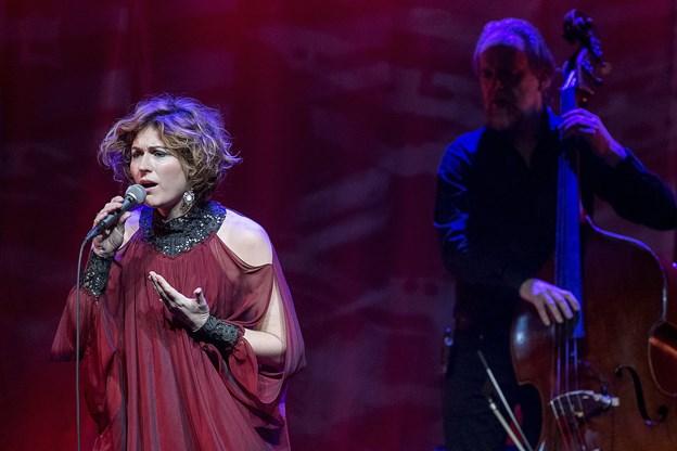 Sissel Kyrkjebø sang for en udsolgt Aalborghal i 2017. 13. december er hun tilbage i AKKC