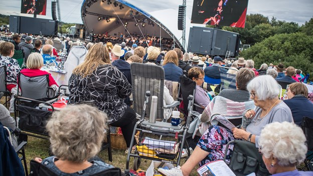 Næste års Opera i Rebild foregår søndag 11. august. Arkivfoto: Martin Damgård