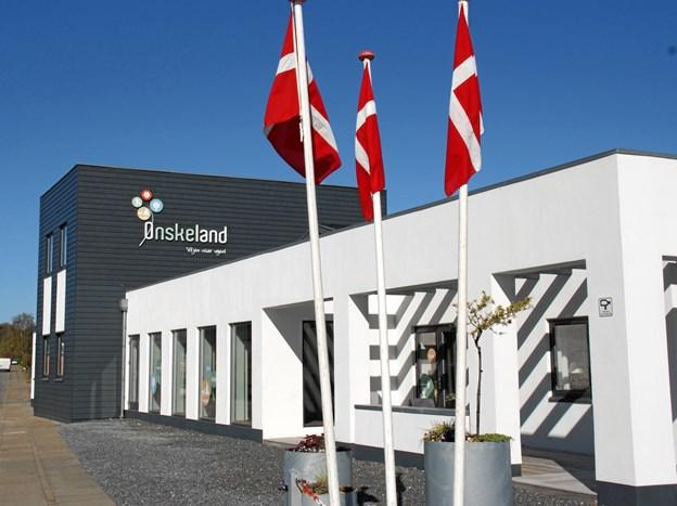 Ønskeland har fået en donation fra TrygFonden. Pengene skal bruges til ugentlig cykeltræning for børn i Jammerbugt Kommune.