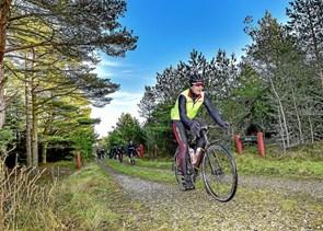 Det rullede for Thys nyeste cykelevent