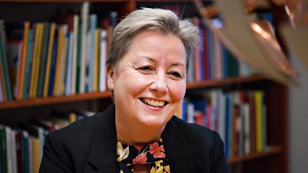 Udvalgsformand Margit Chemnitz (V) er glad for de mange aktiviteter i Brønderslev Kommune. Arkivfoto: Hans Ravn