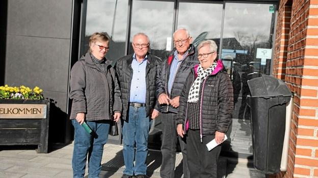 Sport & Kulturcenter Brovst har dagligt besøg af mange gæster. Foto: Flemming Dahl Jensen Flemming Dahl Jensen