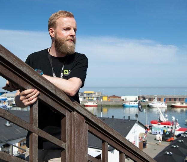 Naturmødechef Jesper LauritsenArkivfoto: Henrik Bo