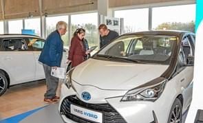 Toyota forhandlere slået sammen