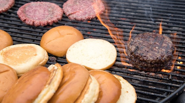 Om der ligefrem er burgere på menuen, ved vi ikke, men Plantorama lover gademad fra alle verdens hjørner. Arkivfoto: Henrik Bo
