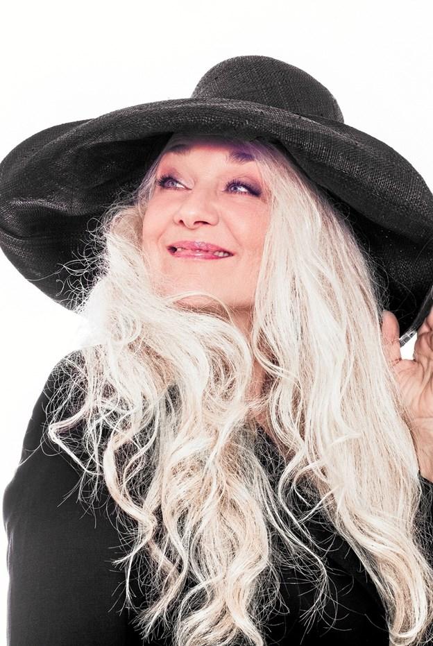 I den vokale forgrund kan du 24. maj opleve Cæcilie Norby på Klejtrup Musikefterskole.