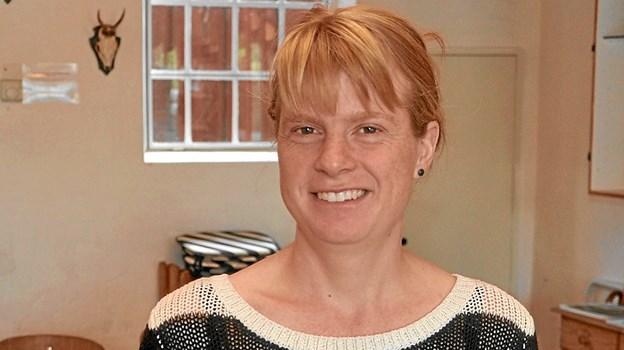 Lykke Olsen - afløser Dorte Kook Lyngholm som chef for fem museer i Mariagerfjord Kommune. Arkivfoto