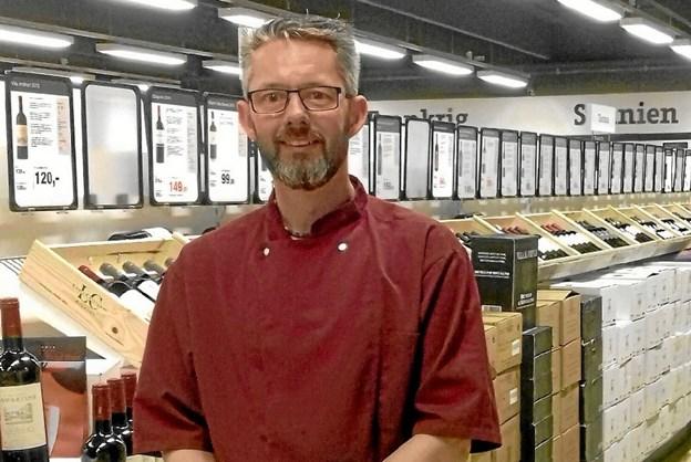 Lars Ziegler har været en del af Supervin i alle fem år den har eksisteret. Foto: Morten Klenø