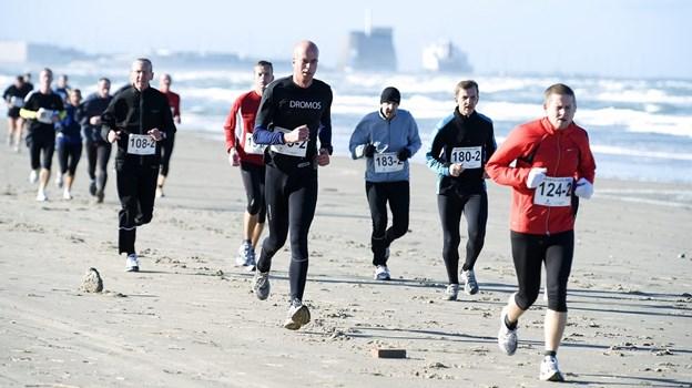 Løbeklubben Havstrygerne arrangerer Havstrygerløb, men er også interesserede at få flere nybegyndere i gang med at gå/løbe.  ?Foto: Bente Poder