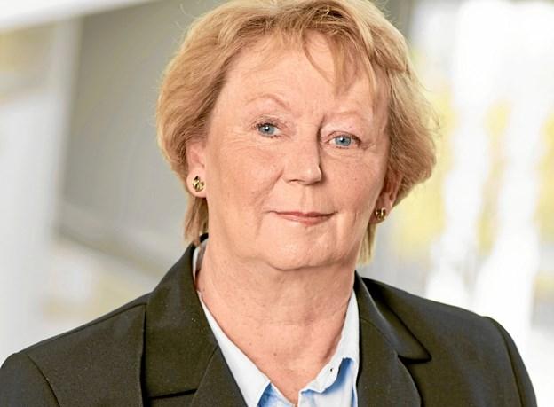 Formand Yvonne Nordahn blev genvalgt på generalforsamlingen