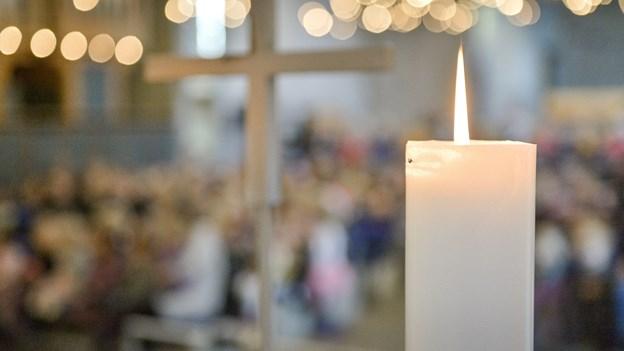 Der er mange muligheder for at komme i kirke i påsken. Arkivfoto: Jesper Thomassen