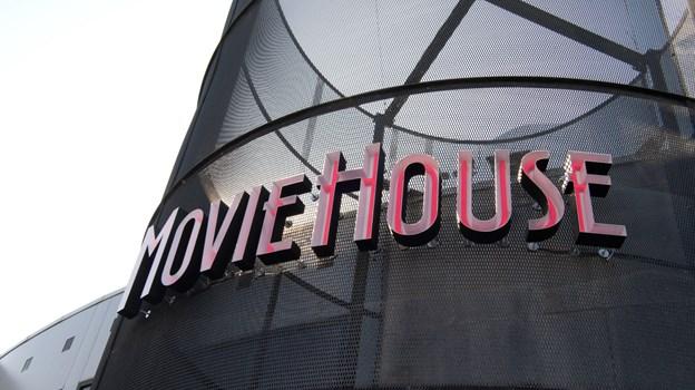 Nyt navn - og der er fortsat gode, film, popcorn og sodavand. Men nu er der også fadøl, vin og varme retter på menuen. HENRIK LOUIS