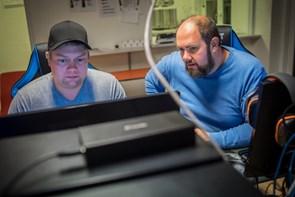 E-sport snart klar i Stenum