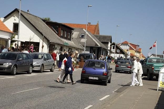 Saltum Festdage byder på marked, uld, kunsthåndværk og arbejdende udstillinger. Arkivfoto