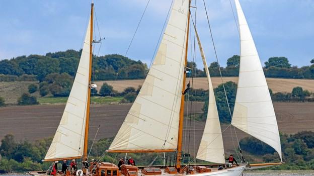 Der kommer en eskadre af skibe fra Sverige til sommerstævnet i Frederikshavn Picasa