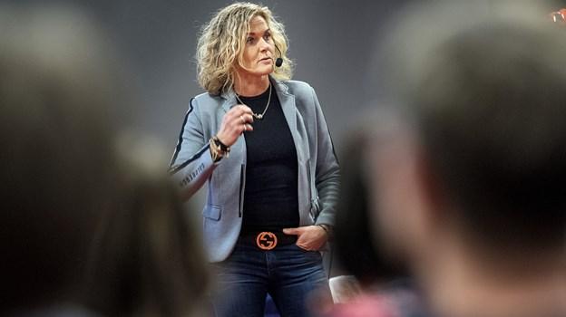 TV-læge Charlotte Bøving gæster Skagen (Arkivfoto)