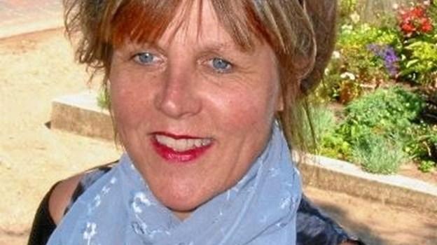 Forfatteren Anna Elisabeth Jessen. Privatfoto.