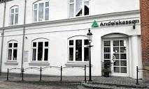 Danske Andelskassers Banks afdeling i Hobro ligger på Store Torv. Privatfoto