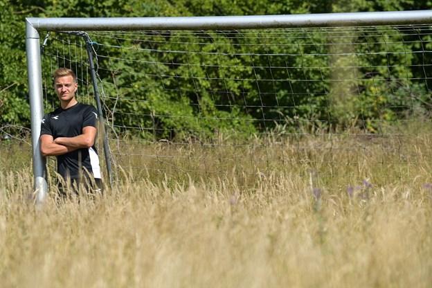 Både Aalborg og barndomsbyen Nørresundby betyder meget for Mikkel Redder, der har været fodbolddommer siden han var 15 år.