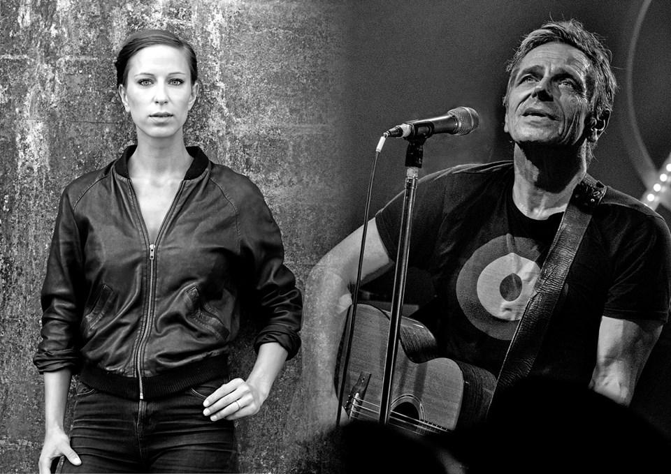 Mathilde og Michael Falch drager på kirketurné senere i år og lægger turen omkring Frederikshavn. PR-foto