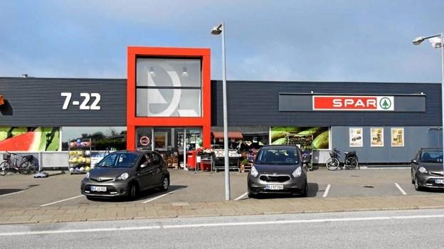 Spar på Margrethevej.Foto: Jens Brændgaard