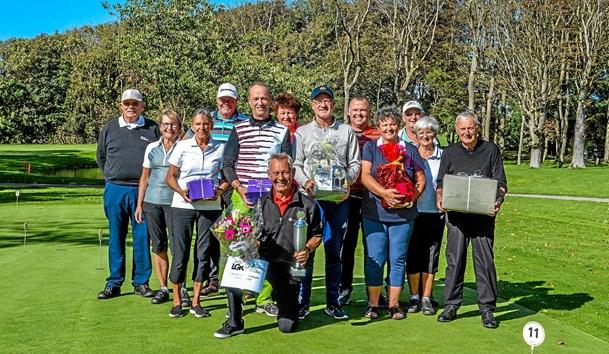 Klubmester hyldet i Løgstør Golfklub