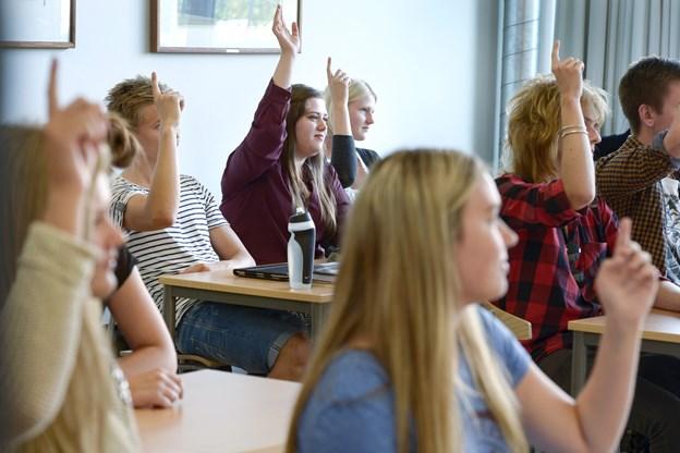 Jammerbugt Kommune har lige som mange af andre vandkastkommuner i Nordjylland problemer med at finde løsninger på, hvordan man tiltrækker den arbejdskraft, der efterspørges, samtidig med at man få løftet de unge, der ikke får taget en uddannelse og hvordan man bringer de borgere, der står på kanten til arbejdsmarkedet, i spil igen på en konstruktiv måde. Arkivfoto: Bente Poder