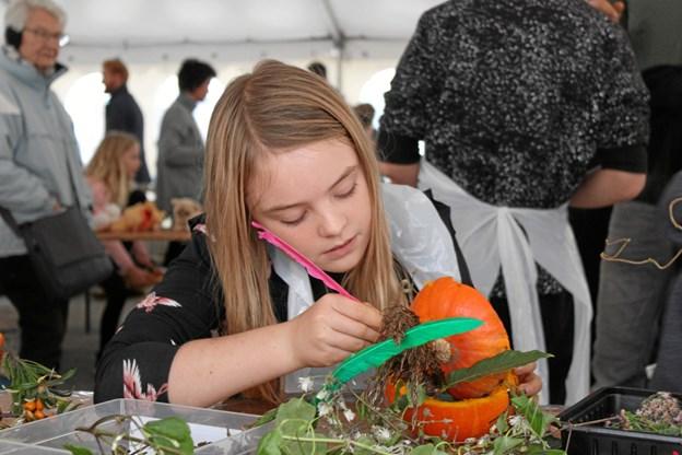 Der er masser af forskellige aktiviteter i efterårsferien  Blokhus. Privatfoto