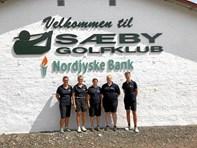 Dame-eliten mødtes i Sæby Golfklub