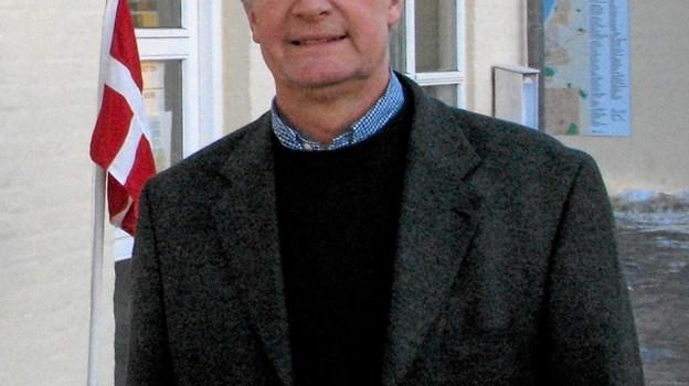Claus Brøndum er tidligere turistchef i Løkken og Lønstrup. ?Arkivfoto Arkivfoto