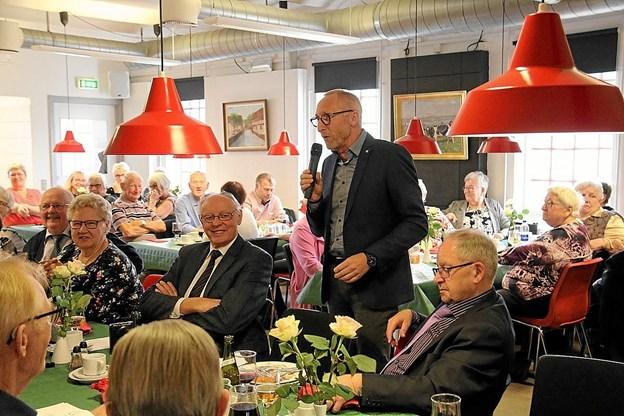 Danske Seniorer havde en hyggelig 90 års fødselsdagsfest, Foto: Esther Sørensen Esther Sørensen