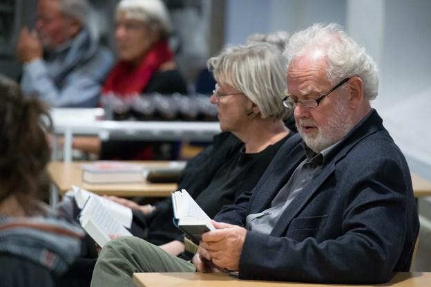 """Forfatteren Jens Smærup Sørensen er aktuel med bogen """"Jens"""" og tager afsæt i sin selvbiografi ved et foredrag i Hjørring Kirkehøjskole i foråret.Arkivfoto: Bo Lehm © Bo Lehm"""