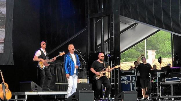 Her ses Rene Gerrick med Michael Møller Porsborg til højre i billedet.