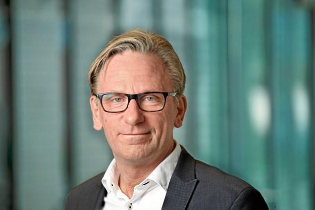 Christian Boel tiltræder stillingen 1. april. Foto:  Niels Åge Skovbo