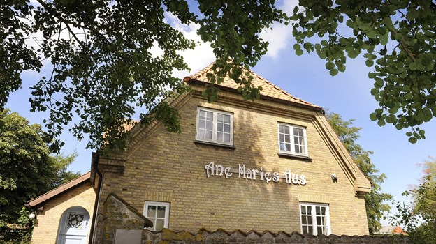 Ane Maries Hus, Vrensted  Foto: Bent Bach