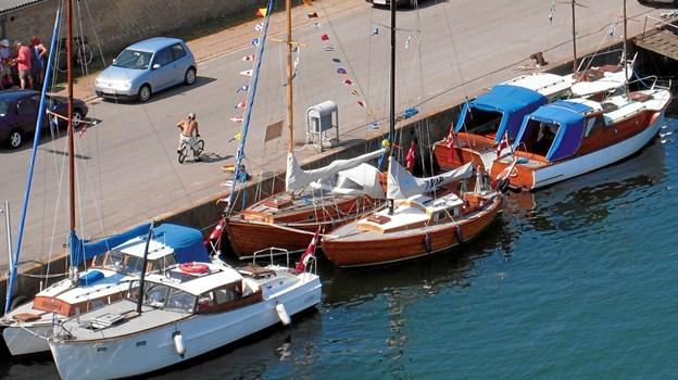 Fiskerihavnen er klar til at tage imod Picasa
