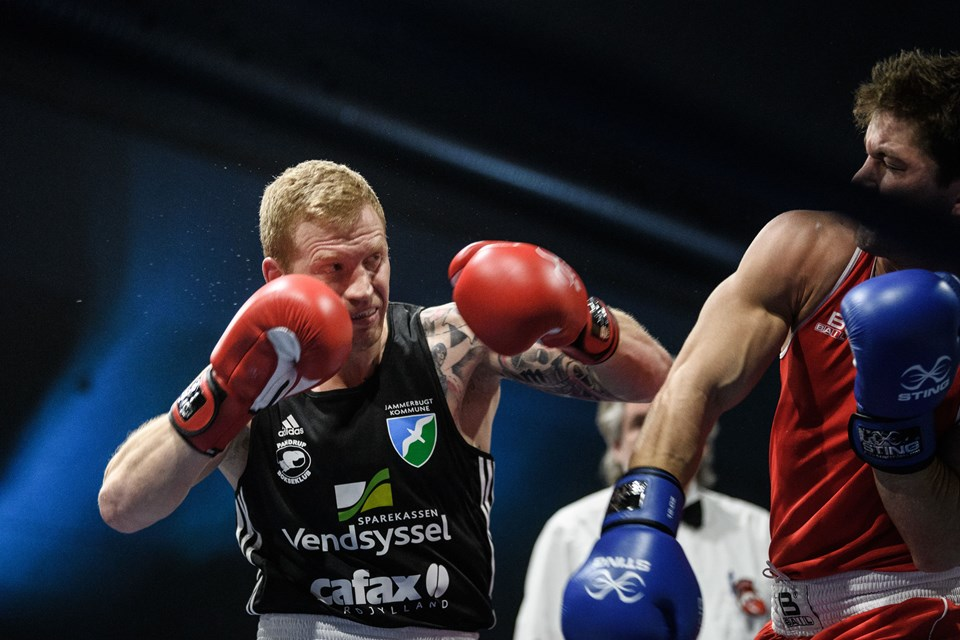 2fed690e Torben Keller vendte i december tilbage til bokseringen, og i dag får han  også comeback på landsholdet. Arkivfoto: Nicolas Cho Meier