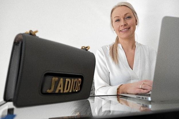 Tina Larsen er indehaveren af My Designer Bag.
